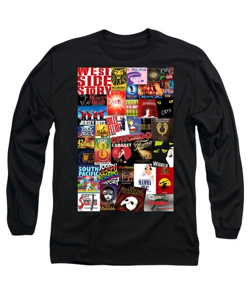 Broadway 4 Long Sleeve T-Shirt