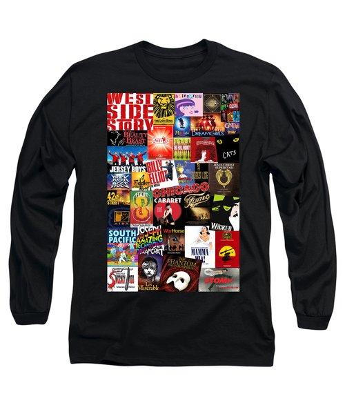 Broadway 4 Long Sleeve T-Shirt