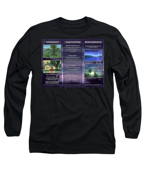 Brochure 2015 - Exterior Long Sleeve T-Shirt