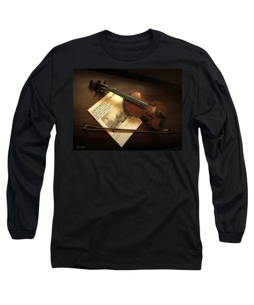 Long Sleeve T-Shirt featuring the photograph Broken A by Lucinda Walter