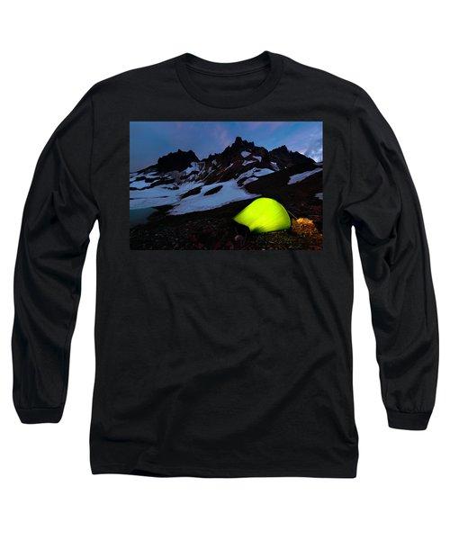 Broken Top Camp Long Sleeve T-Shirt