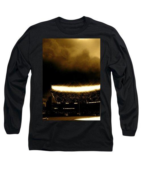 Bronx Storm Yankee Stadium  Long Sleeve T-Shirt