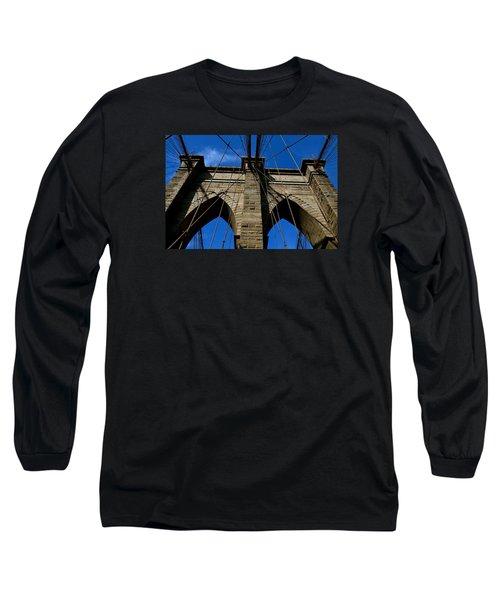 Brooklyn Bridge Ny Long Sleeve T-Shirt