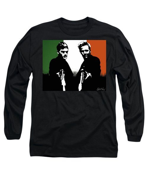Brothers Killers And Saints Long Sleeve T-Shirt