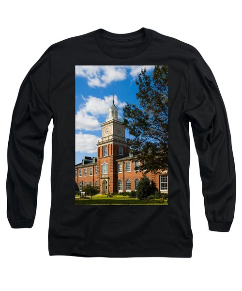 Browning Building At  A P S U Long Sleeve T-Shirt