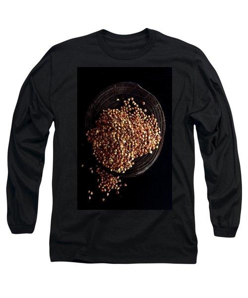 Buckwheat Grouts Long Sleeve T-Shirt