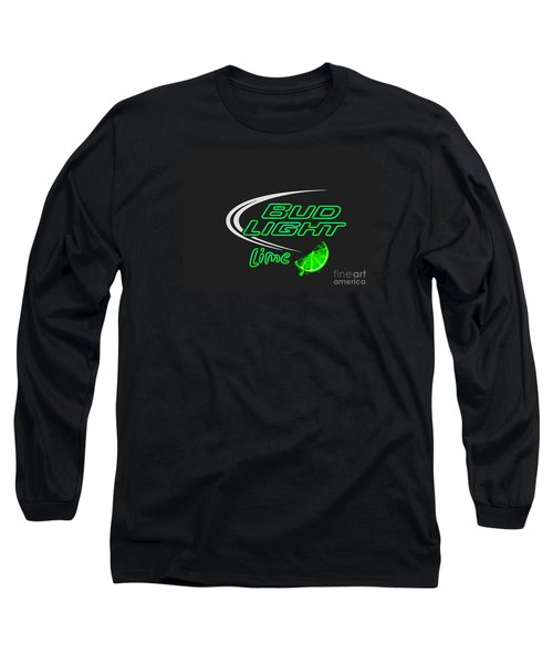 Bud Light Lime 2 Long Sleeve T-Shirt
