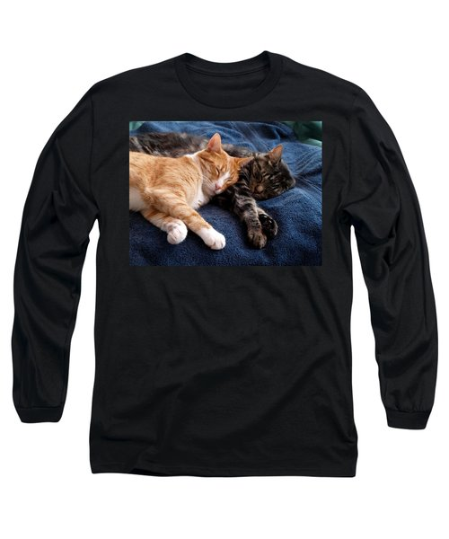 Buddies For Life Long Sleeve T-Shirt