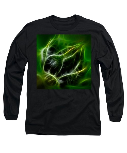 Budding Beauty Long Sleeve T-Shirt
