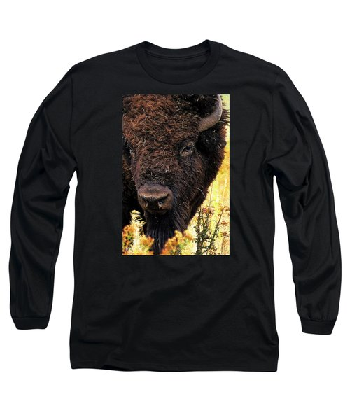 Ragweed Buffalo Long Sleeve T-Shirt