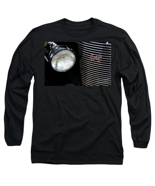 Buick 8 Long Sleeve T-Shirt by David Lawson