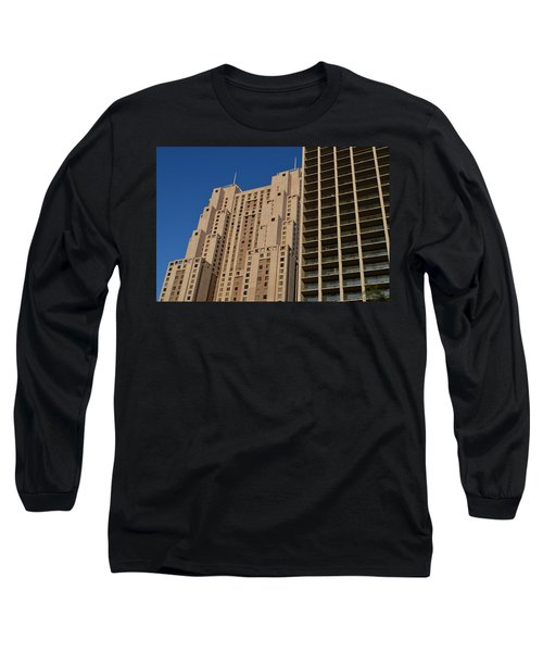Long Sleeve T-Shirt featuring the photograph Building Blocks by Shawn Marlow