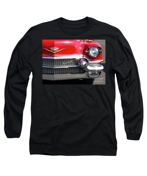 Bullet Bumpers - 1956 Cadillac Long Sleeve T-Shirt