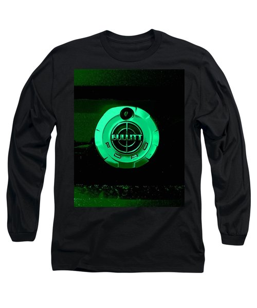 Bullitt Long Sleeve T-Shirt by Stacy C Bottoms