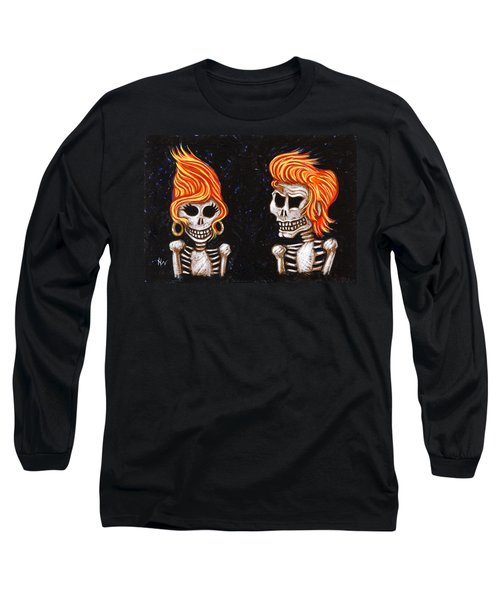 Burnin' Love 4 Ever Long Sleeve T-Shirt