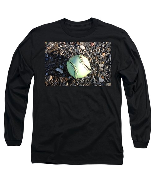 Busted Stitches Long Sleeve T-Shirt