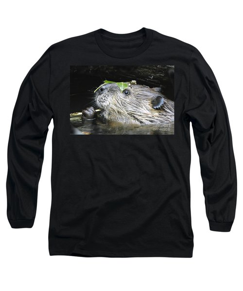 Busy Beaver Long Sleeve T-Shirt
