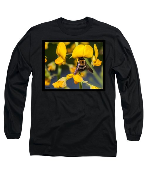 Busy Bee 3 Long Sleeve T-Shirt