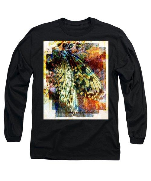 Butterfly 3 Long Sleeve T-Shirt