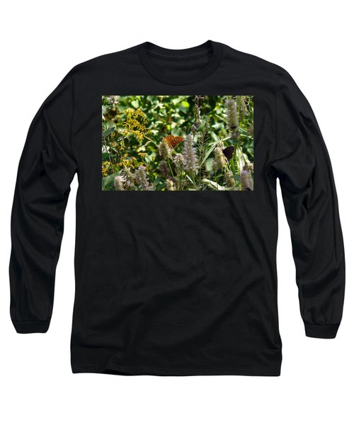 Butterfly Buffet Long Sleeve T-Shirt