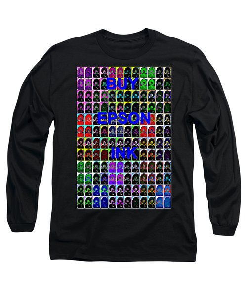 Buy Epson Ink Long Sleeve T-Shirt