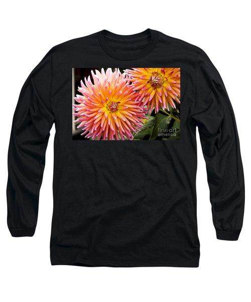 Buy Me Flowers Long Sleeve T-Shirt