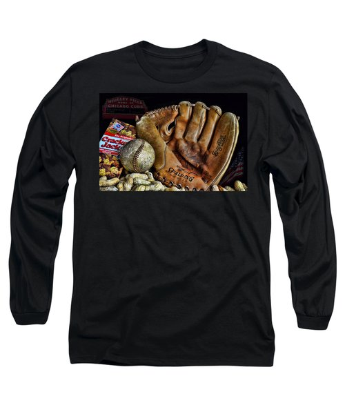 Buy Me Some Peanuts And Cracker Jacks Long Sleeve T-Shirt