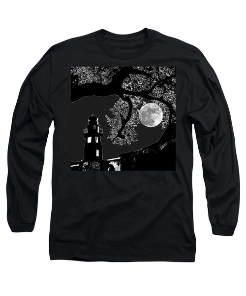 Long Sleeve T-Shirt featuring the photograph By The Light by Robert McCubbin