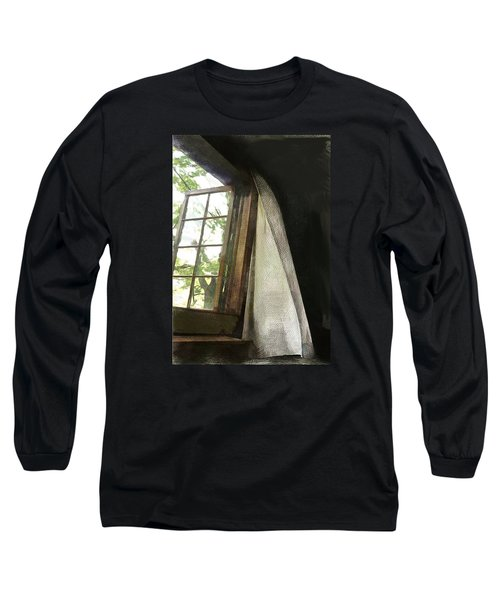 Cabin Window Long Sleeve T-Shirt