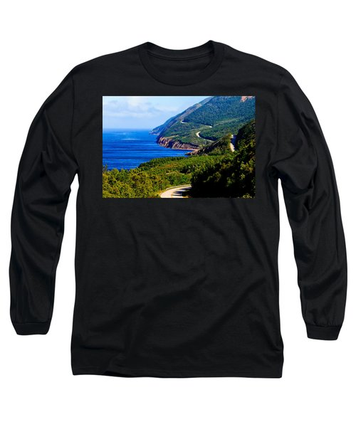 Cabot Trail Long Sleeve T-Shirt