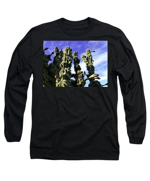Cactus 2 Long Sleeve T-Shirt