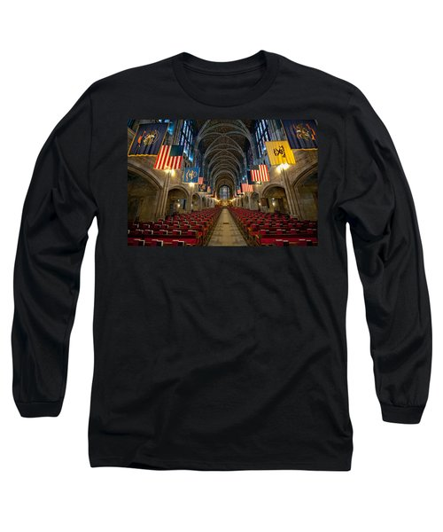 Cadet Chapel Long Sleeve T-Shirt