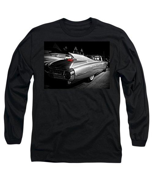 Cadillac Noir Long Sleeve T-Shirt