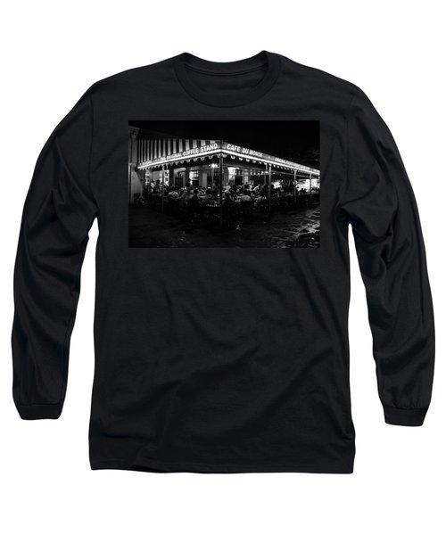 Cafe Du Monde Long Sleeve T-Shirt
