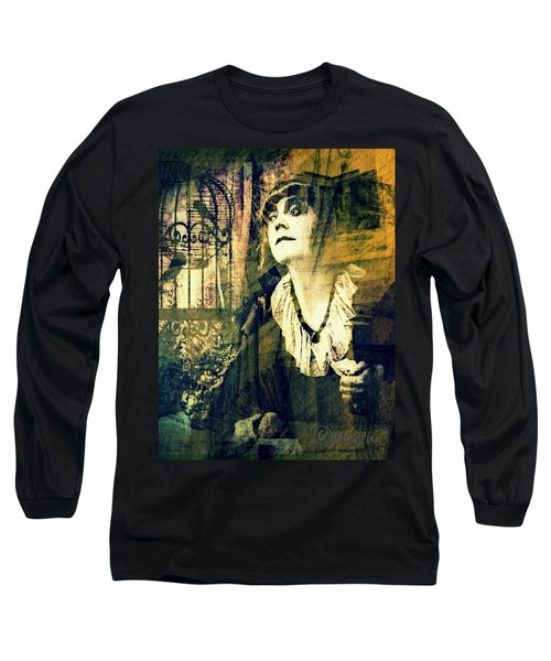 Blueprint For The Frightened Long Sleeve T-Shirt