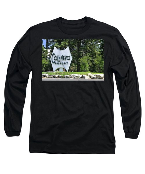 Cal Neva Resort - Lake Tahoe Long Sleeve T-Shirt