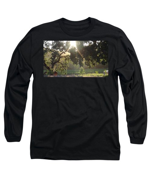 Long Sleeve T-Shirt featuring the photograph Cali Lite by Shawn Marlow