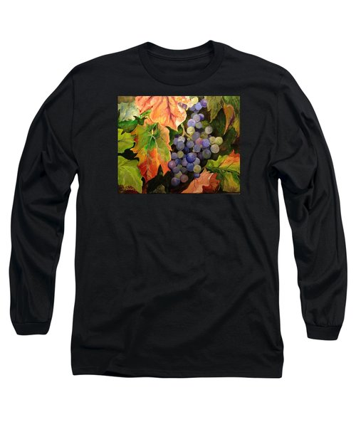 California Vineyards Long Sleeve T-Shirt