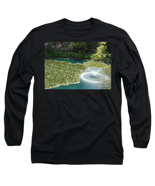 Calistoga Summer Long Sleeve T-Shirt