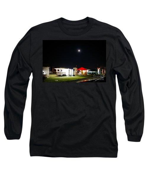 Call It A Night Long Sleeve T-Shirt