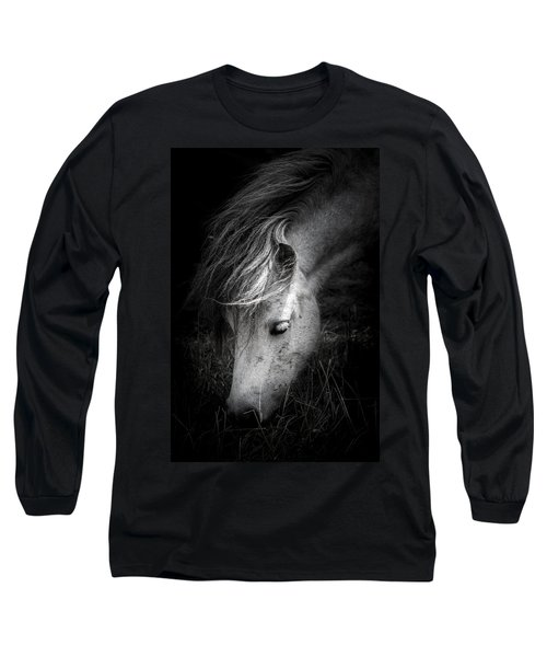 Call Me The Wind Long Sleeve T-Shirt by Shane Holsclaw