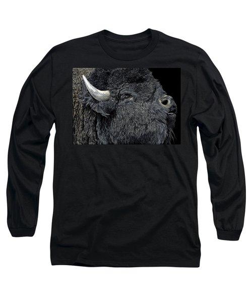 Call Of The Prairie Long Sleeve T-Shirt