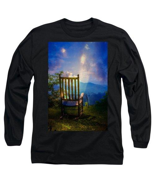 Just Imagine Long Sleeve T-Shirt by John Haldane
