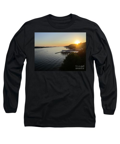 Calling It A Day Long Sleeve T-Shirt