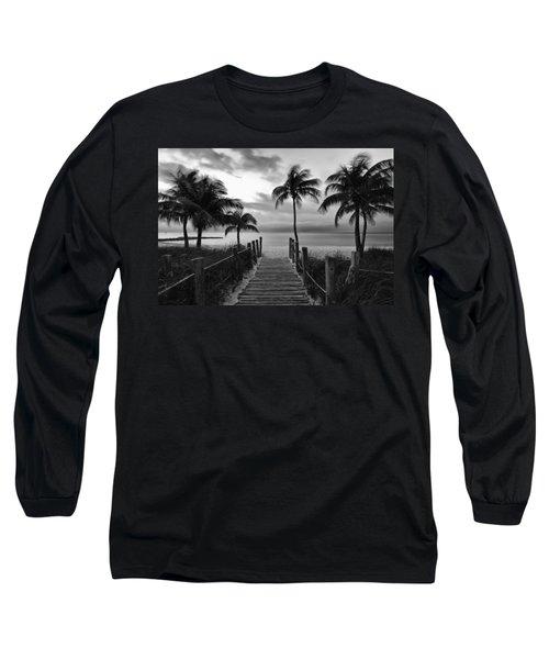 Calm Before Storm Long Sleeve T-Shirt