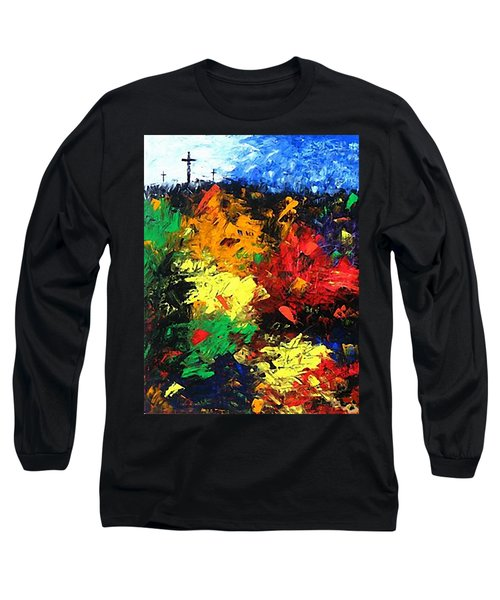 Calvary Hill Long Sleeve T-Shirt