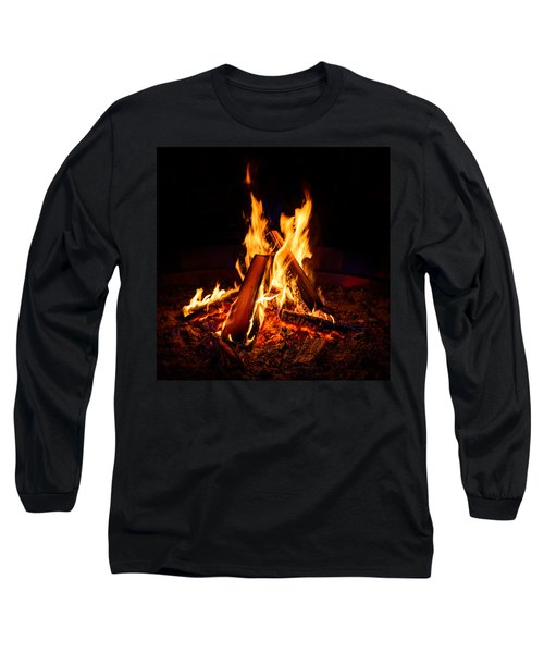 Camp Fire Long Sleeve T-Shirt