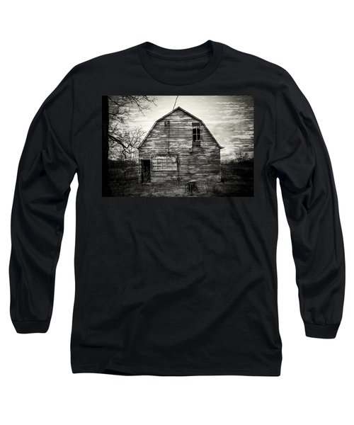 Canadian Barn Long Sleeve T-Shirt