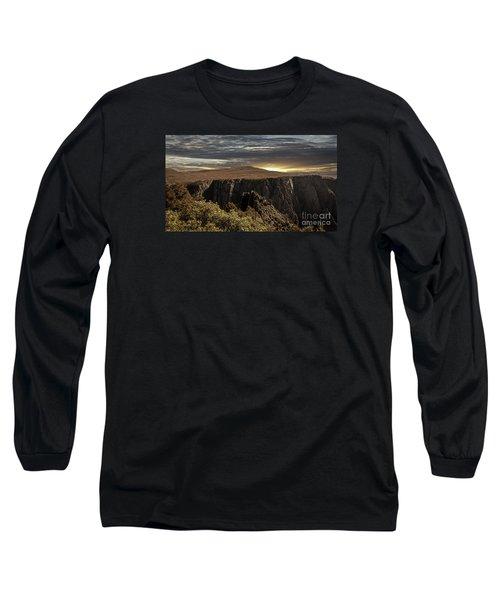 Canyon Twilight Long Sleeve T-Shirt