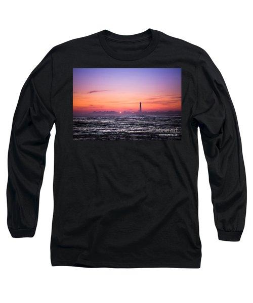 Cape May Sunset Long Sleeve T-Shirt